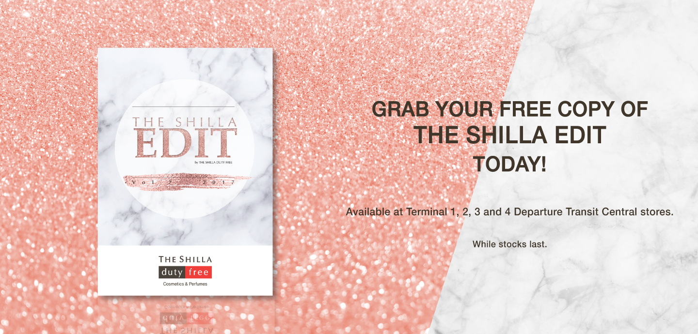 Grab your free copy of The Shilla Edit Today!